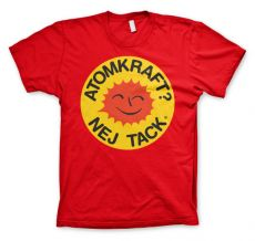 Pánské tričko Atomkraft - Nej Tack