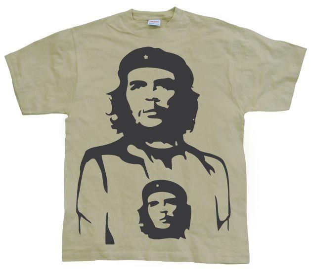 Stylové pánské triko s humorným potiskem Che Wearing Che
