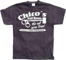 Pánské tričko Chicos Bail Bonds