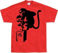 Pánské tričko Detonator Monkey