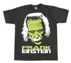 Pánské tričko Frank Einstein