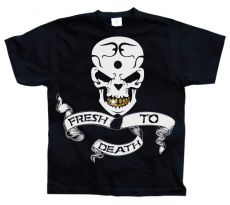 Pánské tričko Fresh To Death