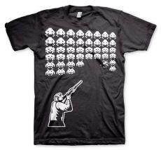Pánské tričko Hunting Invaders