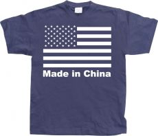 Pánské tričko Made In China