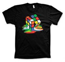 Pánské tričko Melting Rubik´s Cube