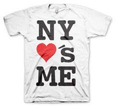 Pánské tričko NY Loves Me!