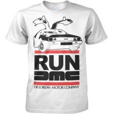 Pánské tričko Run De Lorean