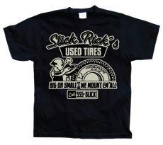 Pánské tričko Slick Rick´s Used Tires