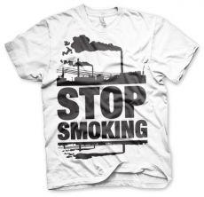 Pánské tričko Stop Smoking