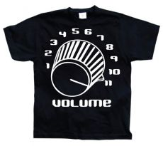 Pánské tričko Volume Knob