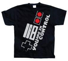 Pánské tričko You Are In Control