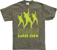 Pánské tričko Zombie Dance Crew