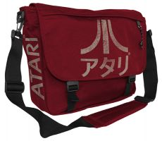 Atari Messenger Bag Japanese Logo Difuzed
