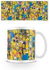 Simpsonovi Hrnek Characters