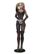 Batman Arkham City Životní Velikost Soška Harley Quinn (Foam Rubber/Latex) 180 cm NECA
