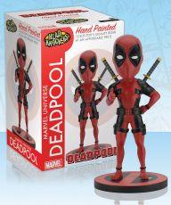 Marvel Comics Head Knocker Bobble-Head Deadpool Classic 20 cm NECA