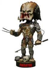 Predator Head Knocker Bobble-Head Predator with Spear 23 cm NECA