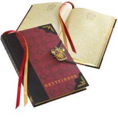 Harry Potter Nebelvír Deník Noble Collection
