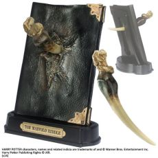 Harry Potter Replika 1/1 Basilisk Fang and Tom Riddle Diary Noble Collection