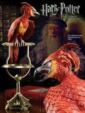 Harry Potter Soška Fawkes the Phoenix 35 cm Noble Collection