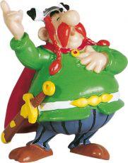 Asterix Figure Vitalstatistix the chief 6 cm Plastoy