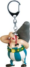 Asterix Keychain Obelix with Menhir 15 cm Plastoy