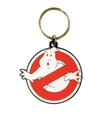 Ghostbusters Gumový Přívěsek na klíče Logo Pyramid International