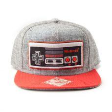 Nintendo Baseballová Kšiltovka Controller Difuzed