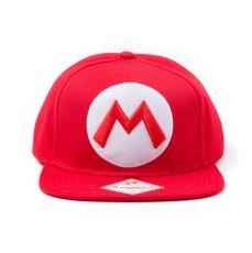 Nintendo Baseballová Kšiltovka M Logo Difuzed