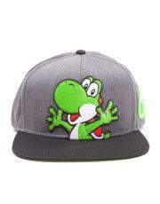 Nintendo Baseballová Kšiltovka Yoshi & Egg Difuzed