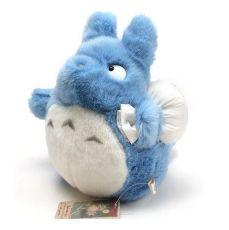 Studio Ghibli Plyšák Figure Blue Totoro 25 cm Other