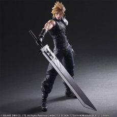 Final Fantasy VII Remake Play Arts Kai Akční Figure No. 1 Cloud Strife 28 cm Square-Enix