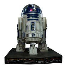 Star Wars Životní Velikost Soška R2-D2 122 cm Sideshow Collectibles