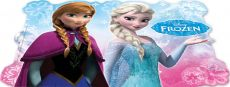 Ledové Království Lenticular Placemat Sada Anna & Elsa (10) Other