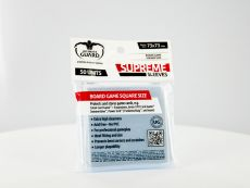 Ultimate Guard Supreme Sleeves for Board Game Karty Square (50)