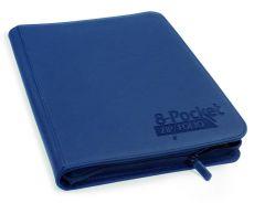 Ultimate Guard Zipfolio 320 - 16-Pocket XenoSkin Blue
