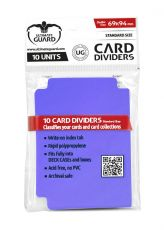 Ultimate Guard Card Dividers Standard Velikost Purple (10)