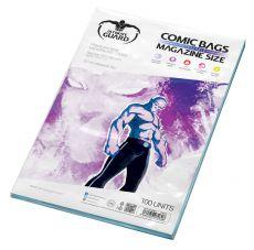 Ultimate Guard Comic Bags Resealable Magazine Velikost (100)