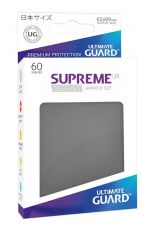 Ultimate Guard Supreme UX Sleeves Japanese Velikost Dark Grey (60)