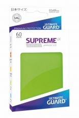 Ultimate Guard Supreme UX Sleeves Japanese Velikost Light Green (60)