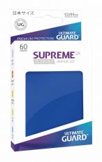Ultimate Guard Supreme UX Sleeves Japanese Velikost Blue (60)