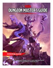Dungeons & Dragons RPG Dungeon Master's Guide Anglická Wizards of the Coast