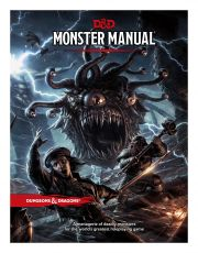 Dungeons & Dragons RPG Monster Manual Anglická Wizards of the Coast
