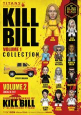 Kill Bill Trading Figure Volume 1 Kolekce Titans Display 8 cm (18)