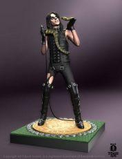 Alice Cooper Rock Iconz Soška Ver. II Snake 23 cm