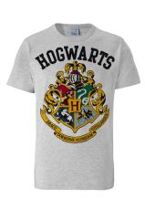 Harry Potter Easy Fit Tričko Bradavice Velikost M