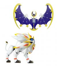 Pokemon Sun and Moon Legendary Akční Figures 15 cm Sada (4)