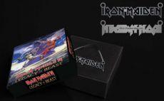 Iron Maiden Legacy of the Beast Přívěsek & Náhrdelník Emblem