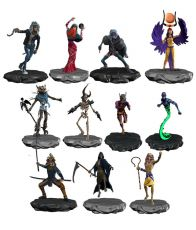 Iron Maiden Legacy of the Beast PVC Figures 10 cm Display (12)