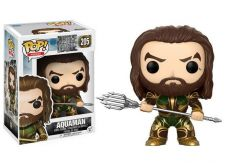 Justice League Movie POP! Movies Vinyl Figure Aquaman (Armored) 9 cm